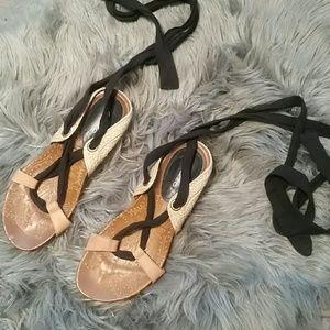 Pazzo gladiator  sandals